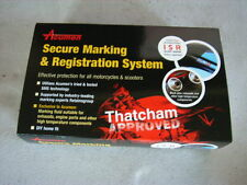 Thatcham Motorcycle Insurance Approved Secure Marking System Acumen Datatag Data