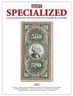Scott SPECIALIZED Catalog 2022 UNITED STATES STAMPS & COVERS - US Reference Book