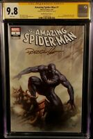 MARVEL Comics AMAZING SPIDER-MAN #1 CGC SS 9.8 Parrillo VENOM CARNAGE BLACK CAT