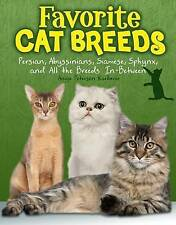 Favourite Cat Breeds: Persians, Abyssinians, Siamese, Sphynx, and All the Breeds