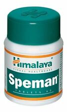 10 X Himalaya Herbals Speman Tablets -  60 Tablets/Tub * FREE SHIPPING *