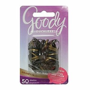 Goody WoMens Ouchless Latex Elastics
