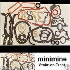 Classic Mini Engine Block & Gearbox Rebuild Gasket Set 1959-2000 998cc & 1275cc