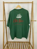VTG 90s Hanes Old Spice The Wind In Your Sails Single Stitch T-Shirt XXL USA