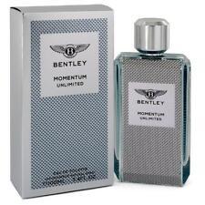 Bentley Momentum Unlimited by Bentley Eau De Toilette Spray 3.4 oz for Men