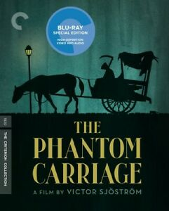 The Phantom Carriage (The Criterion Collection) BLU-RAY NEW