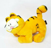 "Vintage 12"" Fine Toy Garfield 1978 Plush Stuffed Medium Firm"
