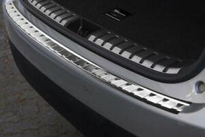 Protection de seuil de chargement pour Lexus NX 2014-2018 Acier inoxydable