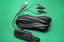 Skullcandy Xbox One 360 Headset Headphone Gaming SLYR Mixer USB RCA Cable SMSMFZ