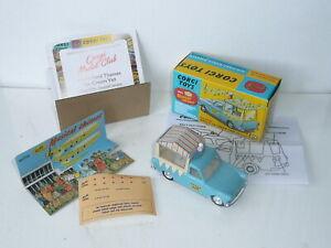 Corgi 474 Musical Wall's Ice Cream Van on Ford Thames Boxed  *reissue*