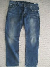 G-Star Raw Morris Low Straight Jeans Size 36 X 33 Mens