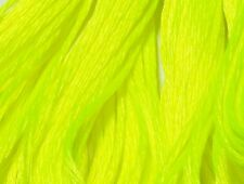 DMC Light Effects Embroidery Floss Color E980 Neon Yellow Fluorescent Effects Ar