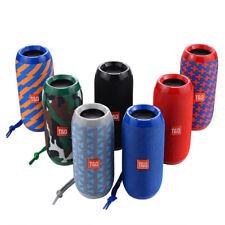 NEW TG117 Waterproof Wireless Bluetooth Portable outdoor Rechargeable Speaker