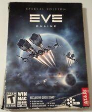 Eve Online Special Edition (Windows/Mac, 2009) Dvd-Rom | Atari Inc.