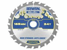 IRWIN - Weldtec Cordless Circular Saw Blade 165 x 20mm x 24T ATB C