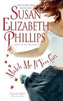 Match Me If You Can (Chicago Stars) by Susan Elizabeth Phillips