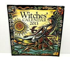 LLEWELLYNS Witches Calendar 2013