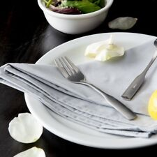 "Core Bellwood 6 3/8"" 18/0 Stainless Steel Medium Weight Salad Fork - 12/Case"