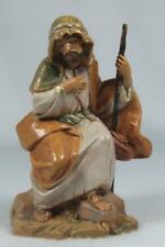 "Fontanini-Made In Italy 'Joseph' With Story Card 5"" Centennial Series #57511 Nib"