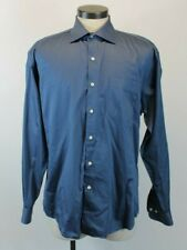 Peter Millar Men's Printed Long Sleeve Button Front Shirt Size XL