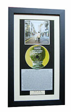 OASIS What's The Story Morning Glory CLASSIC CD Album FRAMED+FAST GLOBAL SHIP