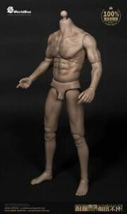 WorldBox 1/6 Male Muscle Body Wolverine Logan Figure Wide Shoulder AT012 Toys