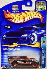 HOT WHEELS 2003 ROLL PATROL SALEEN S7 #157 BLACK FACTORY SEALED