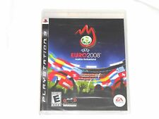 NEW UEFA Euro 2008 Austria-Switzerland Playstation 3 Game PS3 Soccer futbol 08