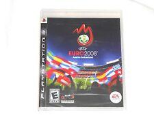 NEW UEFA Euro 2008 Austria-Switzerland Playstation 3 Game PS3 Soccer futbol 08