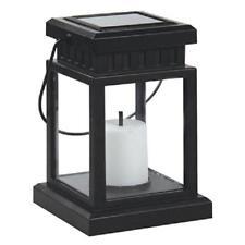 3 LANTERNE LAMPE LED SOLAIRE BOUGIE SOLAIRE DE JARDIN MAISON LUMIERE DE JARDIN