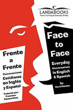 NEW Frente a frente/Face to Face by David Hatcher