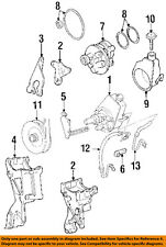 GM OEM-Power Steering Pressure Hose 26027499
