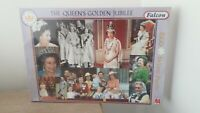 """THE QUEEN'S GOLDEN JUBILEE"" 1000 Piece JIGSAW PUZZLE FROM FALCON"