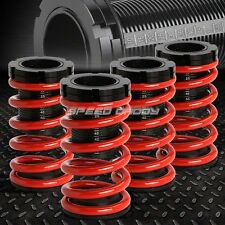 "0-3""ADJUSTABLE COILOVER SUSPENSION LOWERING SPRING FOR 00-05 DODGE NEON/SRT4 RED"
