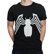 Spider-Man Venom Short Sleeve T-Shirt Black