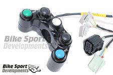 Yamaha R1 2015 - 5 way race bike handlebar switch for Kit ECU and Wiring only