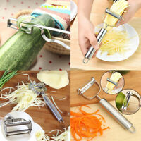 Cutter Stainless Steel Knife Graters Vegetable Tools Cooking Kitchen Peeler Gift