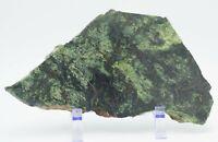 Polished Western Australia Silicified Serpentinite Hematite Slice Pilbara Slab