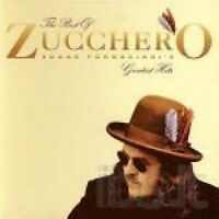 Zucchero Best of-Greatest hits (16 tracks, 1996) [CD]