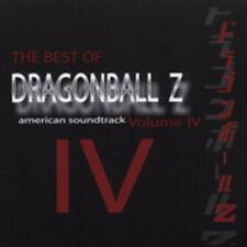 Dragon Ball Z - Dragon Ball Z: Best of 4 (Original Soundtrack) [New CD]