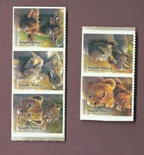2012 South Africa Baby 5 SG 1970/4 Booklet Set 5