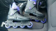 New listing CCM Skyhawk Inline Rollerblades,inline Skates 6-9
