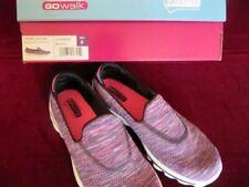 NEW WOMEN'S SKETCHERS GO-WALK MULTI KNIT SLIP-ON SHOES W/BOX SIZE 8 MEDIUM