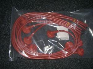 Satz Zündkabel Set of Spark Wires Lancia Thema 8.32 Ferrari
