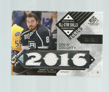 16/17 SP GAME USED DREW DOUGHTY #ASB-DO ALL STAR SKILLS JERSEY #28/99 NRMT