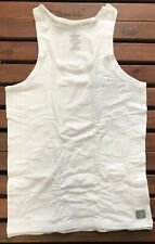 Calvin Klein Men's One Tank Top (2 Pack) - White - X-Large - U8513A-100