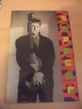 OLD VINTAGE PAUL MCCARTNEY WORLD 1990S TOUR ORIGINAL MUSIC CONCERT PROGRAMME