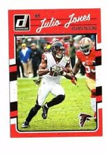 Julio Jones 2016 Panini Donruss, Football Card !!