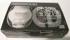 Kenwood DPC-391 Portable CD Player Walkman Brand New in Box MINT RARE Discman