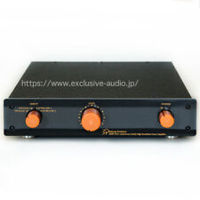 Bakoon Products AMP-7511A Power amplifier SATRI-IC EX Metal Film Resistance ATT